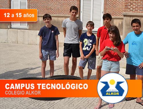 Campus Tecnológico - Alkor