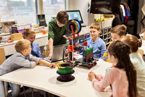 Seminario gratis para profesores en Impresión 3D